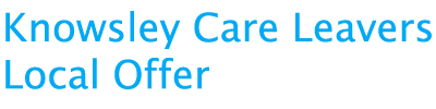 Knowsley Care Leavers Local Offer Logo